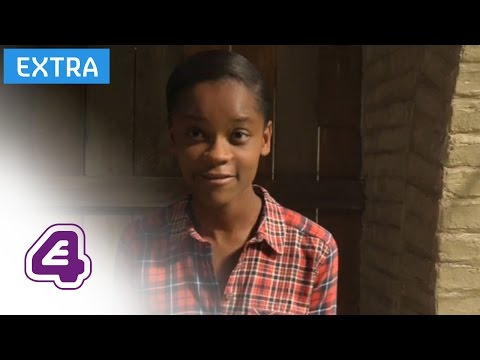 Download Youtube: Letitia Wright Interview | Banana | E4