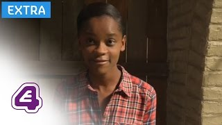 Letitia Wright Interview | Banana | E4