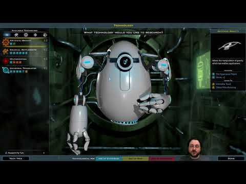 Extra Life 2017 - Episode 1 - Galactic Civilizations III