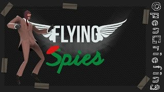 TF2 Griefing - Flying Spies