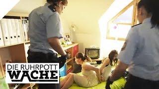 Filmriss mit Folgen: Katja Wolf crasht Party | Die Ruhrpottwache | SAT.1 TV