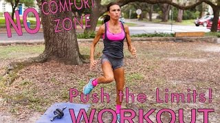 NO COMFORT ZONE - PUSH the Limits HIIT Workout