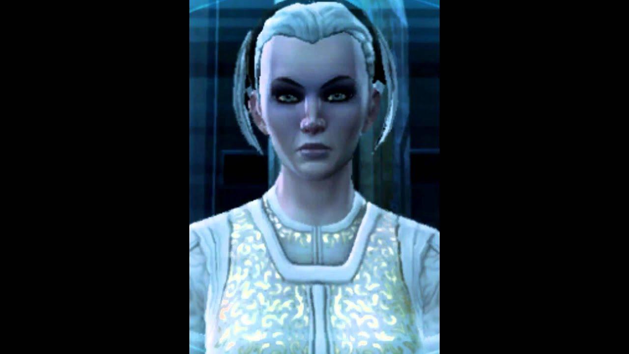 SWTOR Explained #8: Meetra Surik Part 1 (Jedi Exile and ...
