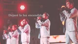 Backstreet Boys Light On (traducida al español)