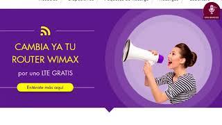 Tema:Presentación del servicio de internet gratuito  OLO en la UNMSM