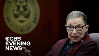 Ruth Bader Ginsburg completes radiation therapy