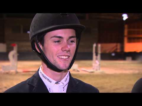 Showjumping - Ben Walker, Bury Farm