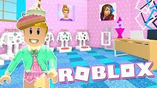 Making A Mall In MeepCity! Roblox: 😍 MeepCity (Teil 5) Bekleidungsgeschäft & Blumenladen