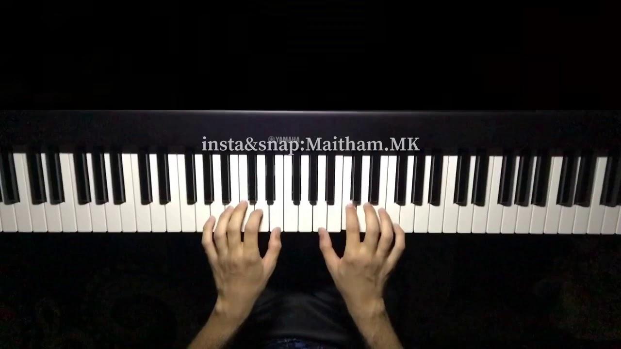 Yasak Elma - Aşk piano cover    موسيقى مسلسل التفاح الحرام ( الحب ) - بيانو