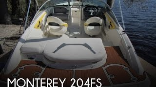 Used 2011 Monterey 204fs For Sale In Jacksonville, Florida