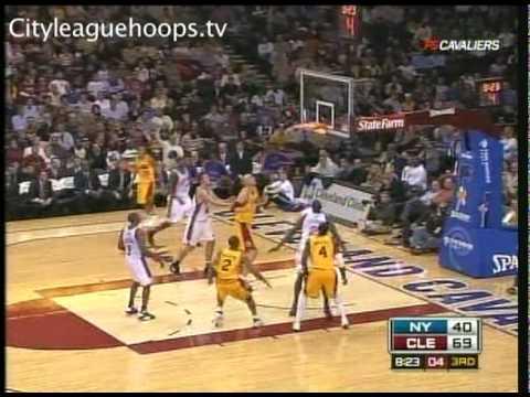 LeBron James 08-09 Highlights Part 2 - LeBron 2008-2009 Mix