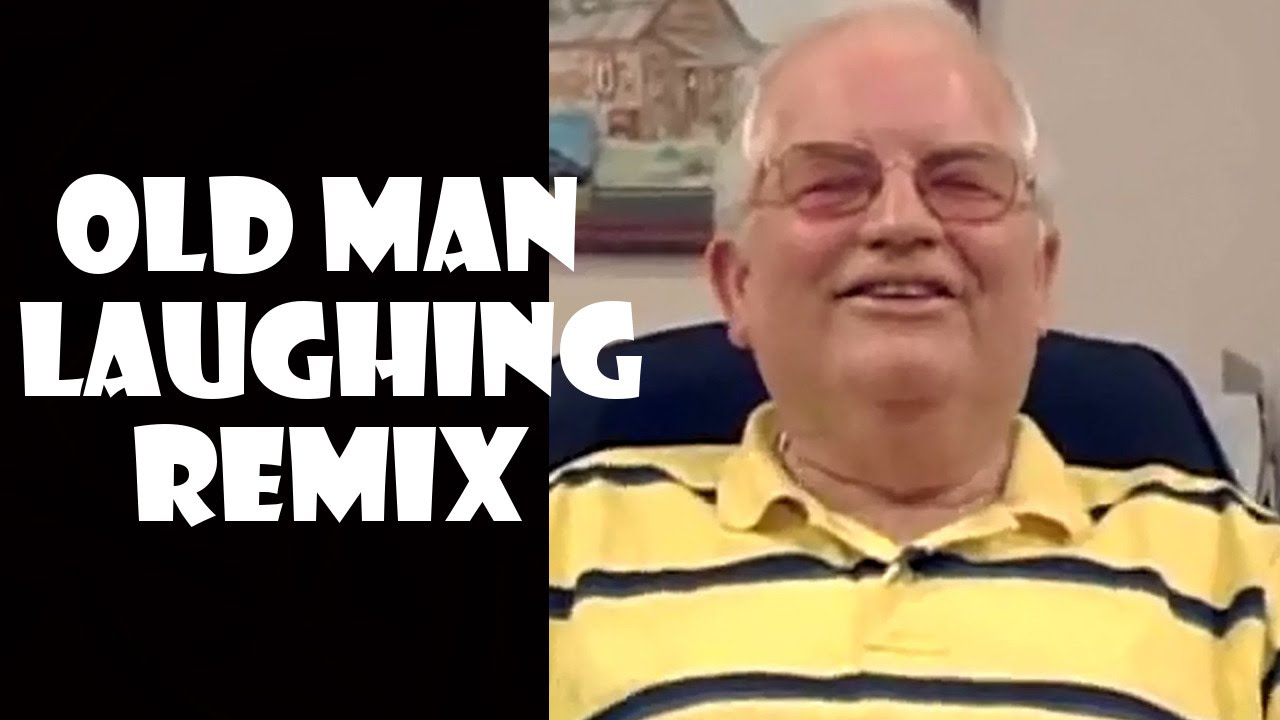 Humorous Previous Man Laughing   Remix Compilation