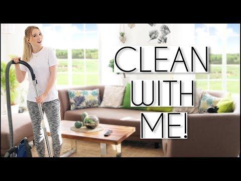 CLEAN MY ENTIRE HOUSE WITH ME! Meine Aufräum-Routine für das GANZE HAUS! TheBeauty2go