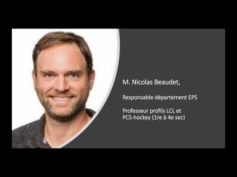 Rediffusion JPO - Le sport à Brébeuf au secondaire - Nicolas Beaudet