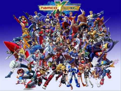 Namco X Capcom Ost 9 Main Theme Legend Of Valkyrie