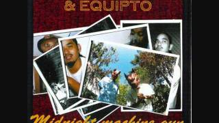 Andre Nickatina - Jungle ft. Equipto
