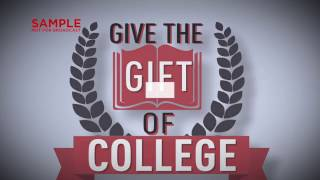 Higher Education A College Experience Sample
