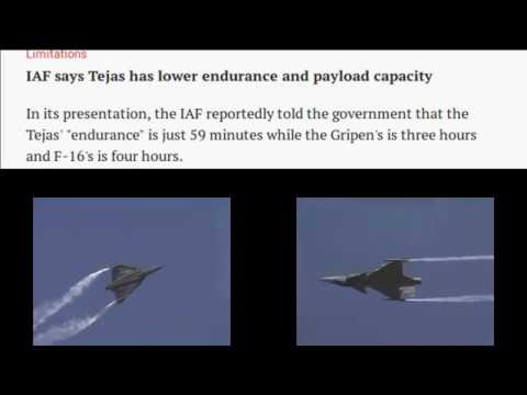 Media lies about the LCA Tejas
