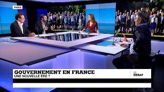 Remaniement ministériel en France: une nouvelle ère?