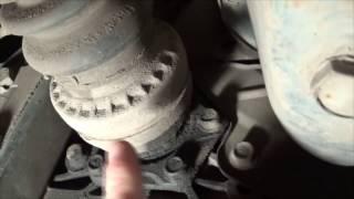 видео Проверка уровня масла в АКПП и его замена
