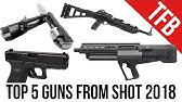 Shot Show 2018 new products review firearms manufacturer exhibition