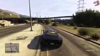 стрельба пистолет в видео игры GTA завершить миссию 720p