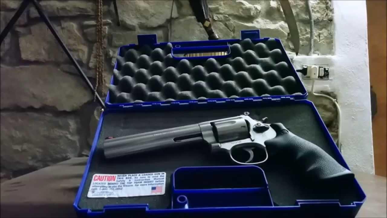 Revolver 686 Smith & Wesson .357 Recensione - YouTube