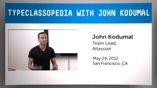 Scala Typeclassopedia with John Kodumal