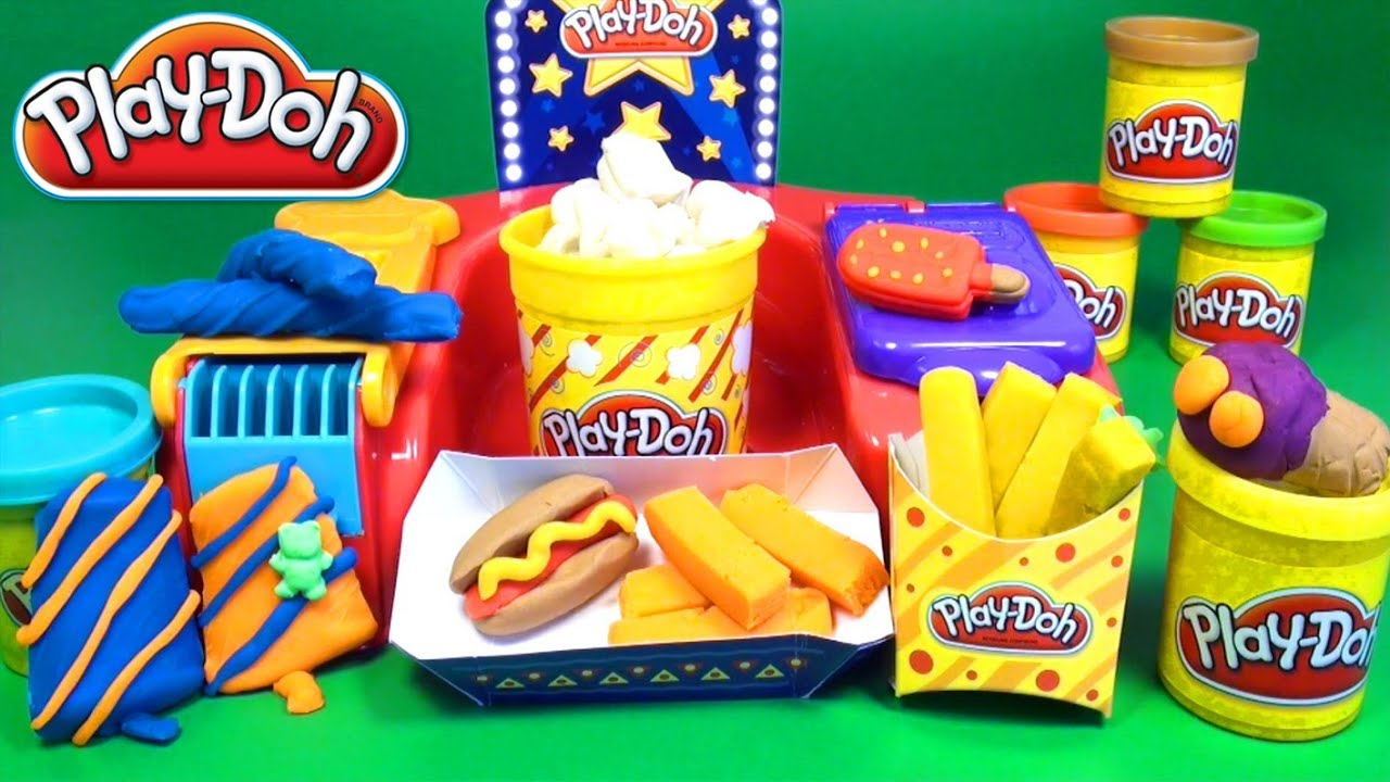 play doh movies on youtube