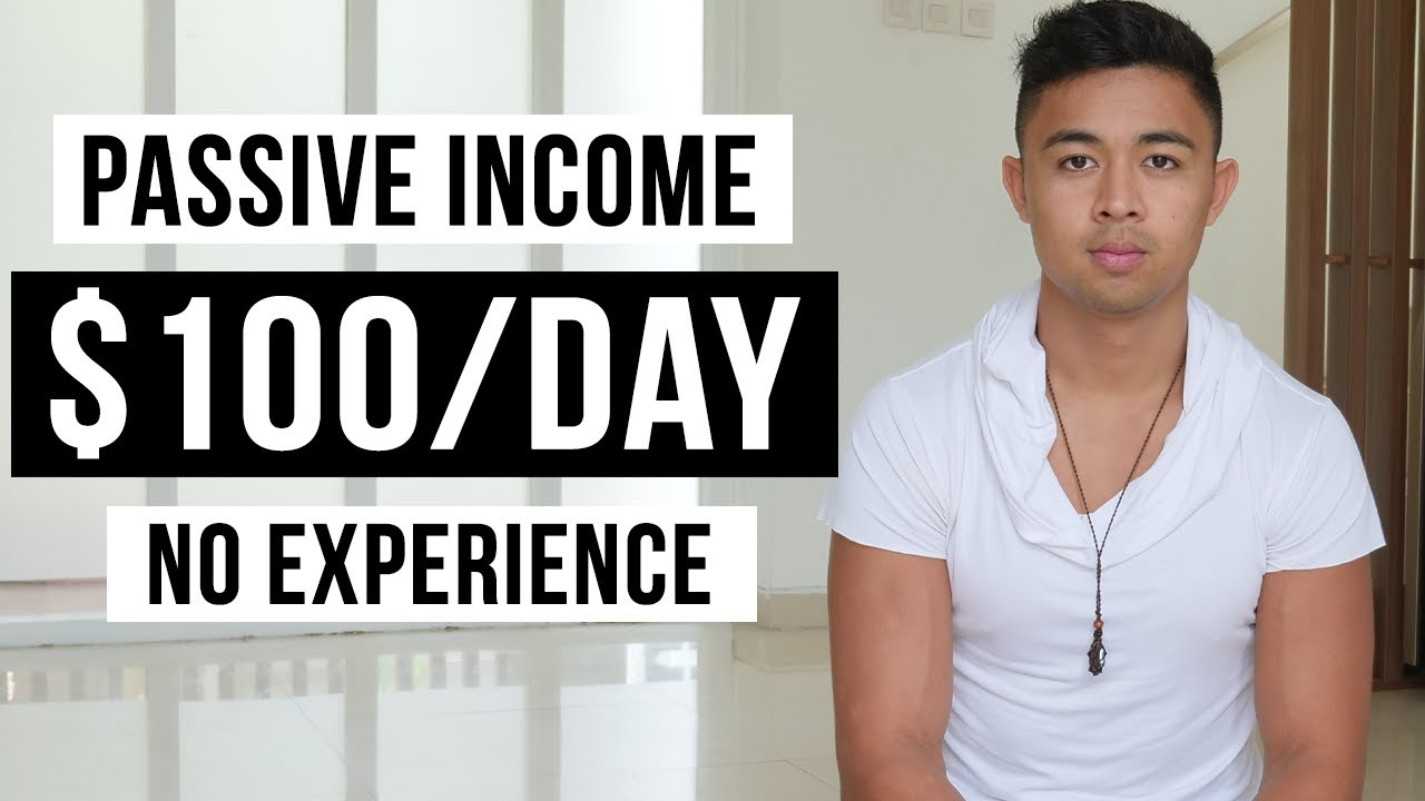 Passive Income Ideas 2021 For Beginners