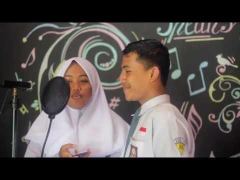 Alika - Aku Pergi cover by Pikarudini17_ ft riki reski handoko