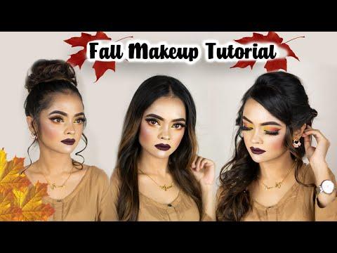 fall-makeup-tutorial-|-sadia-khan-kasas