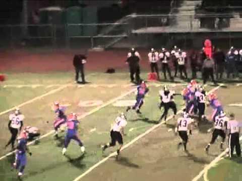 Evan Owens 2013 Football Prospect, Kimball HS, Tracy CA