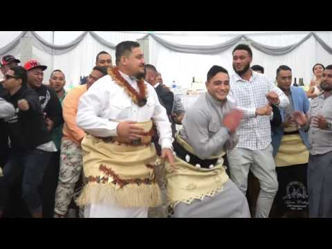 Mate Ma'a Tonga | Groom's Dance | Ova & Ula Wedding Celebration Dance #13