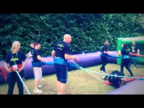 UK Ignite Summer Conference 2014 Team-HTC