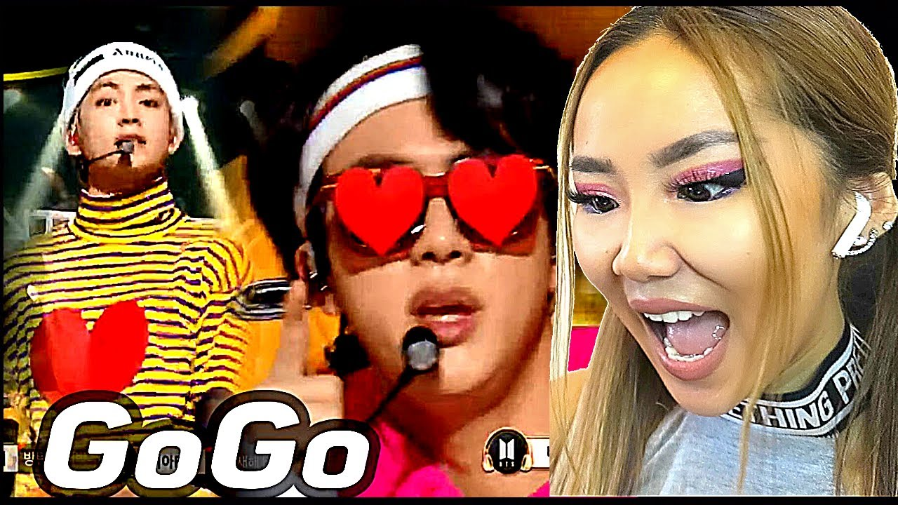 THEY STOLE OUR HEARTS! 😍 BTS 'GOGO' MBC MUSIC FESTIVAL❤️ | REACTION/REVIEW