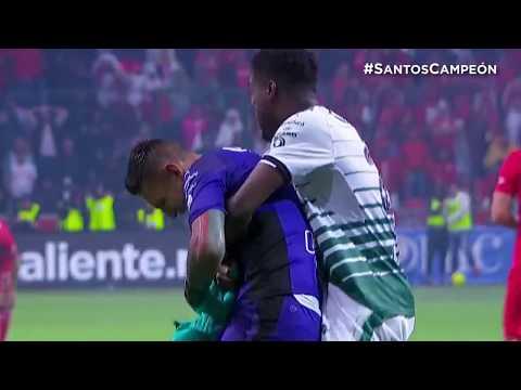 Goles Santos Clausura 2018