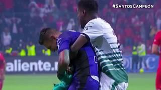 embeded bvideo Recopilación Goles Santos Clausura 2018