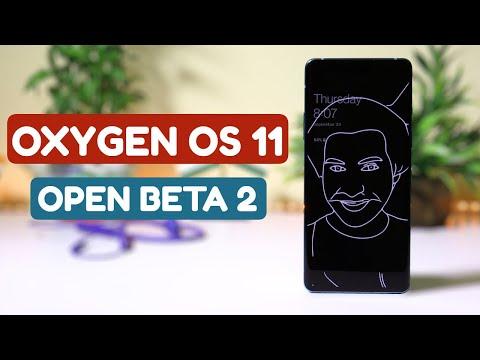 OxygenOS 11 Beta