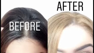 LOreal  LB01 Ultra Light Ash Blonde : Root Touch Up