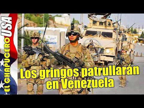 Comando Sur de EU revela plan de ocupación total en Venezuela como en Irak