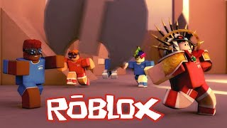 Becoming The Master of Parkour in Roblox! Roblox Parkour Tag Parkou Challenge!