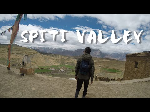 GoPro HERO5: SPITI VALLEY | SAM KOLDER INSPIRED | JULY 2018 | CINEMATIC TRAVEL VIDEO