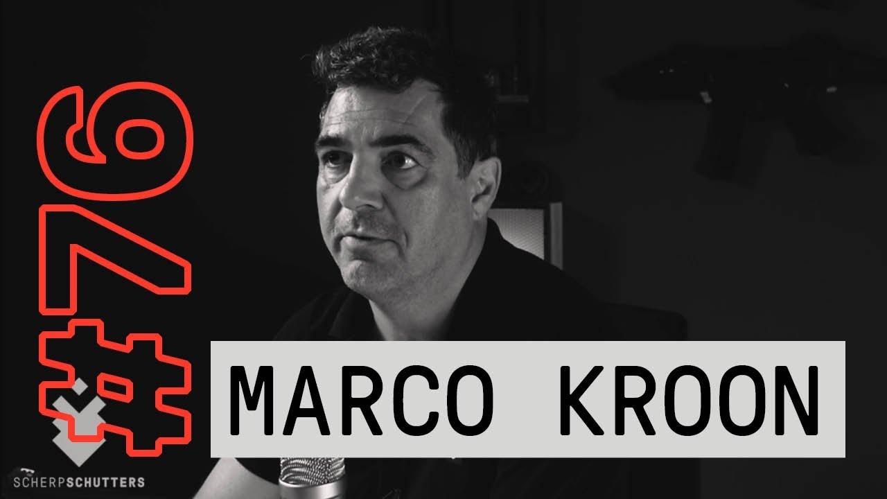 #76 -  Scherpschutters - Marco Kroon - Het Kabul Complot