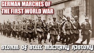 German Marches of the First World War | Storm of Steel Wargaming