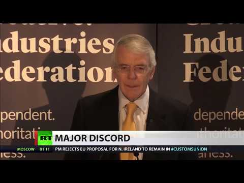 John Major calls for final vote in Parliament on Brexit deal