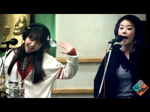 110111 Girls Day - KBS Kiss the Radio By PizzaBbang
