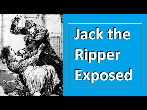 London Documentary: Exploring the Case of Jack The Ripper, Secrets Exposed!