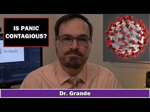Coronavirus & Mental Health | Is Panic Contagious? | Epidemiology Of Novel Coronavirus
