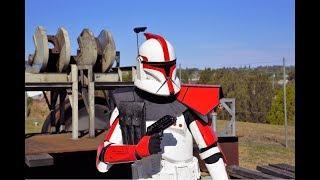 ARC trooper costume (N-11 Captain Ordo)